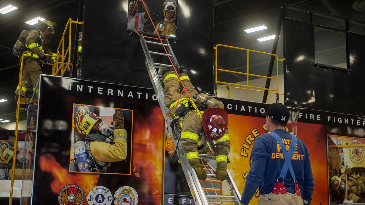 High-impact training at FRI 2106