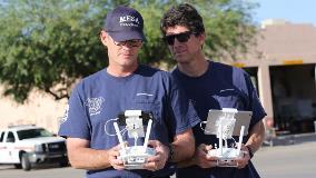 Two UAS operators