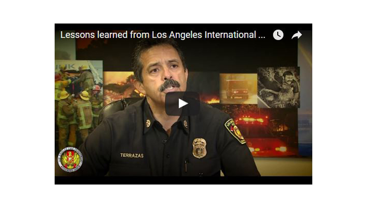 Lessons Learned from active shooter incident at LAX
