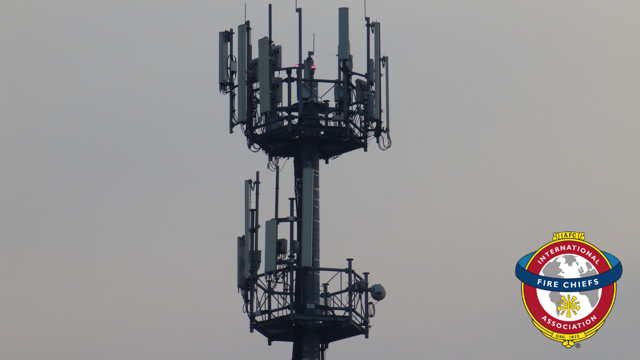 600 MHz Cell Tower Voter Voice GR