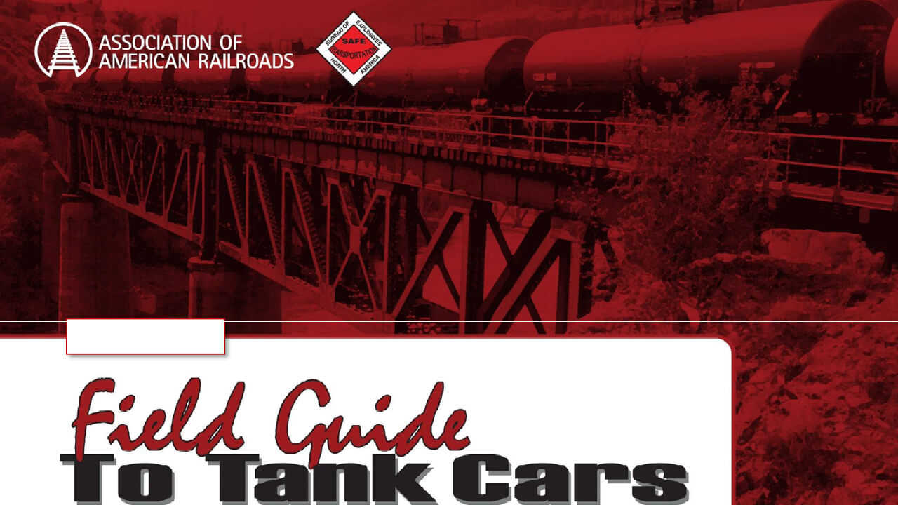Field Guide to Tank Cars
