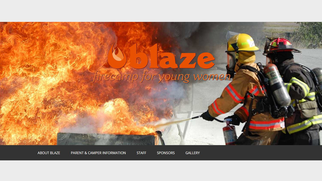 Camp Blaze for Women