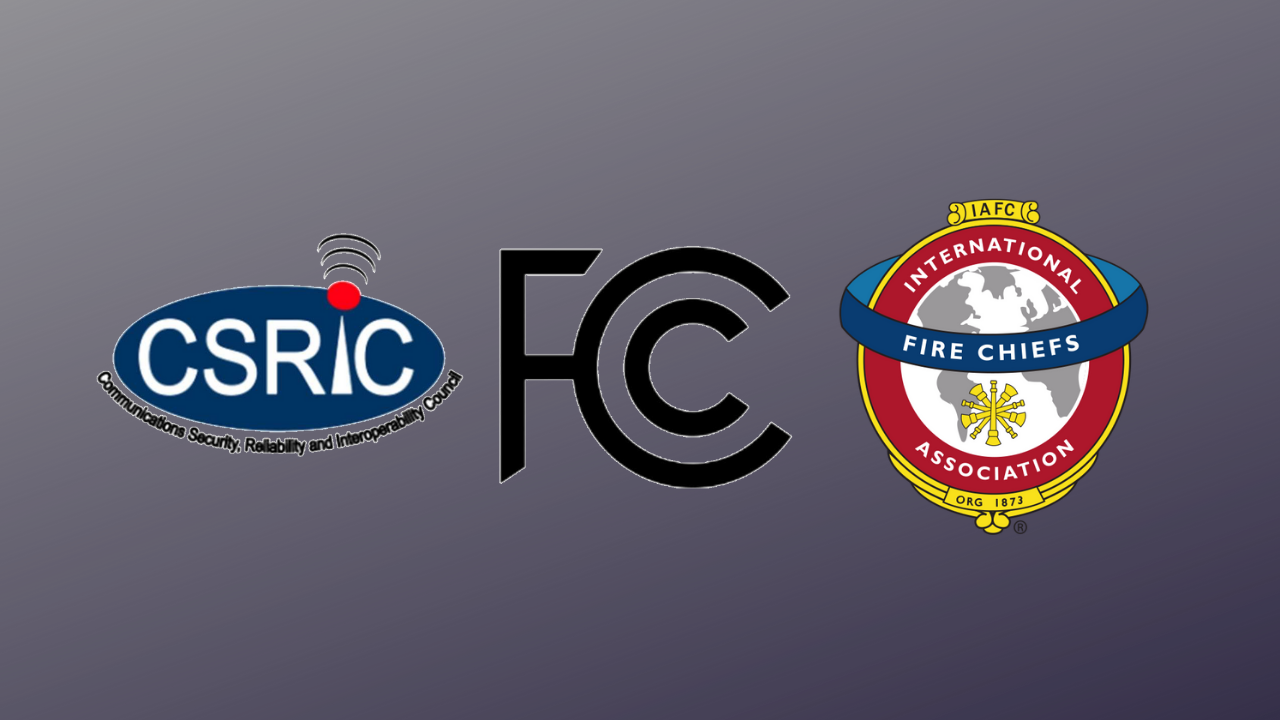 Chief Buckner appointed to the FCC CSRIC