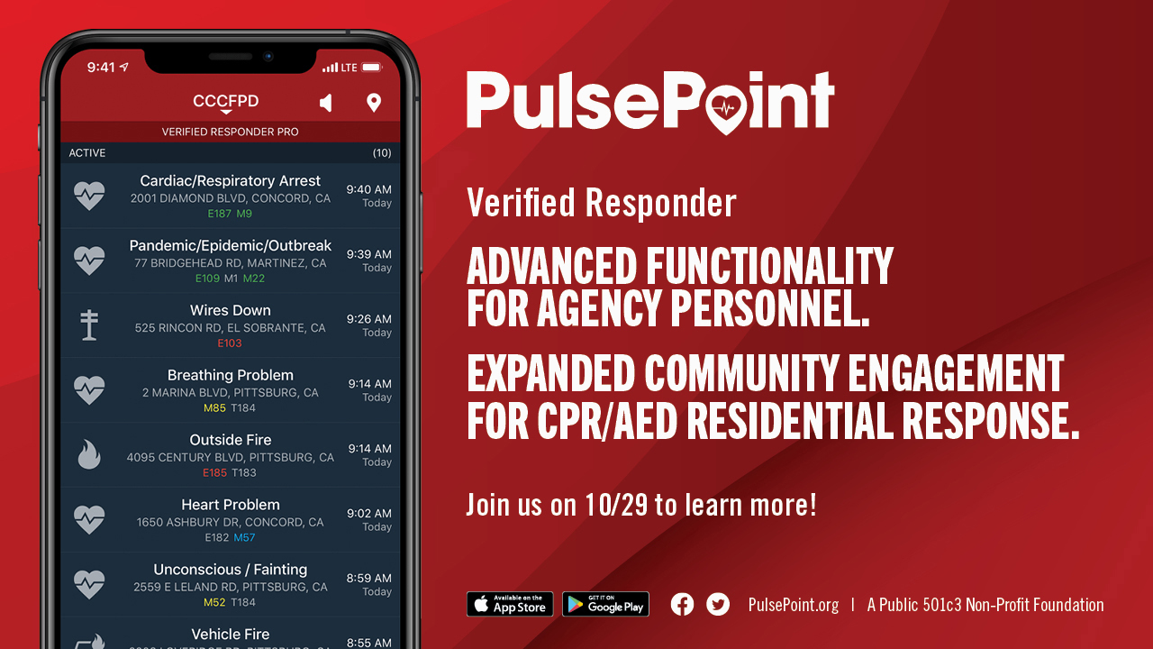 Pulse Point app graphic