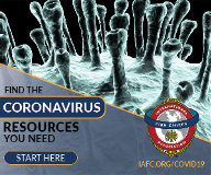 IAFC COVID-19 online - find the Coronavirus resources you need