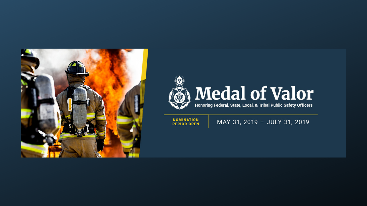 MoV Medal of Valor 2019 Nom final