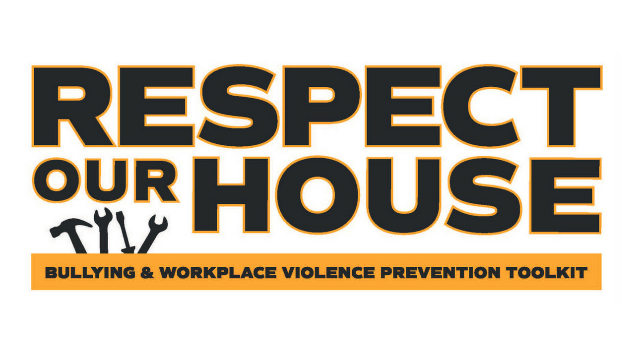 Respect Our House logo