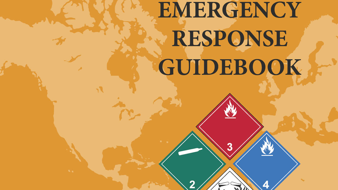 Emergency Response Guidebook (ERG) and App