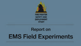 NIST Deployment Report on EMS Field Experiments