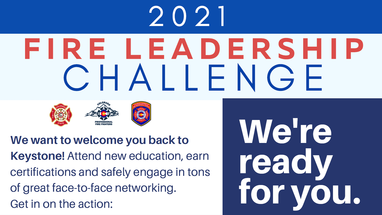 Fire Leadership Challenge