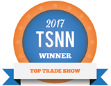 FRI is a TSNN top-50 trade show by exhibit space