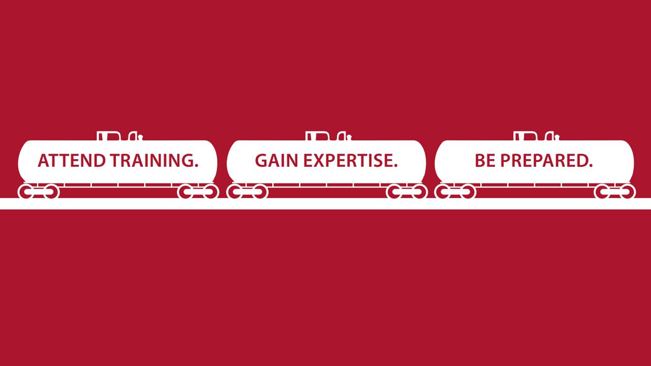 IAFC regional rail training
