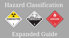 Hazard Classification Expanded Guide 1280x720