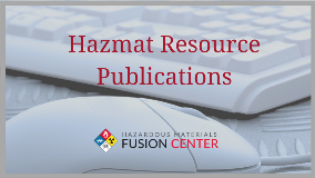 Hazmat Resource Publications 1280x720