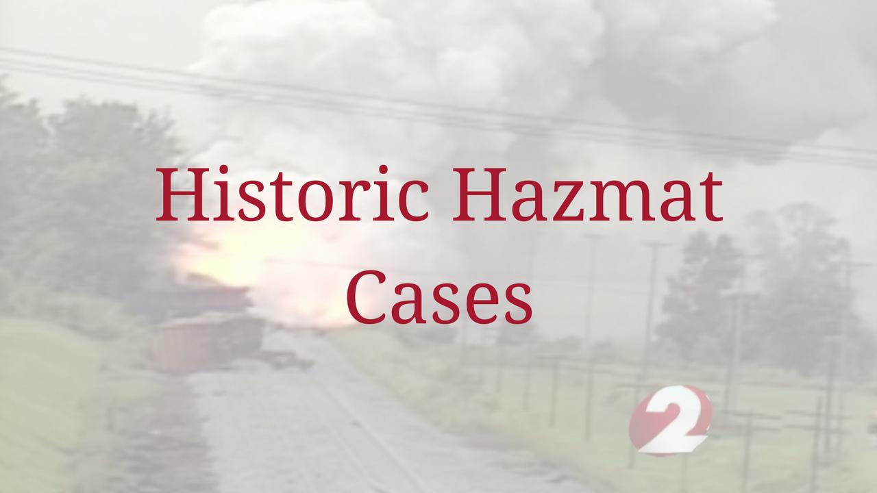 Historic Hazmat Cases 1280x720