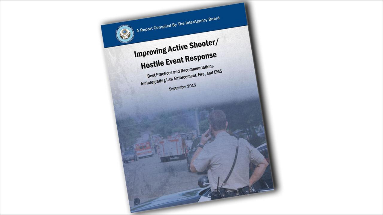 Improving Active Shooter Hostile Event Response