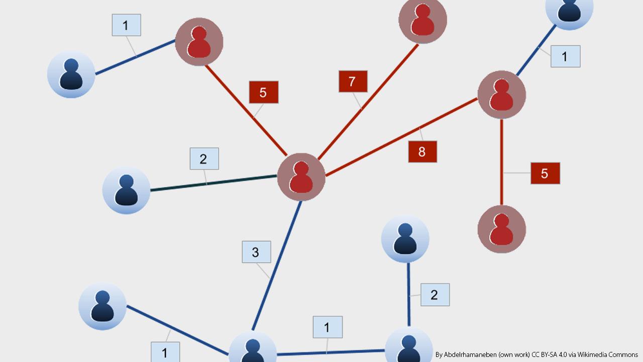 Influence propagation schema