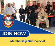 Join the IAFC now - membership specials through April 17