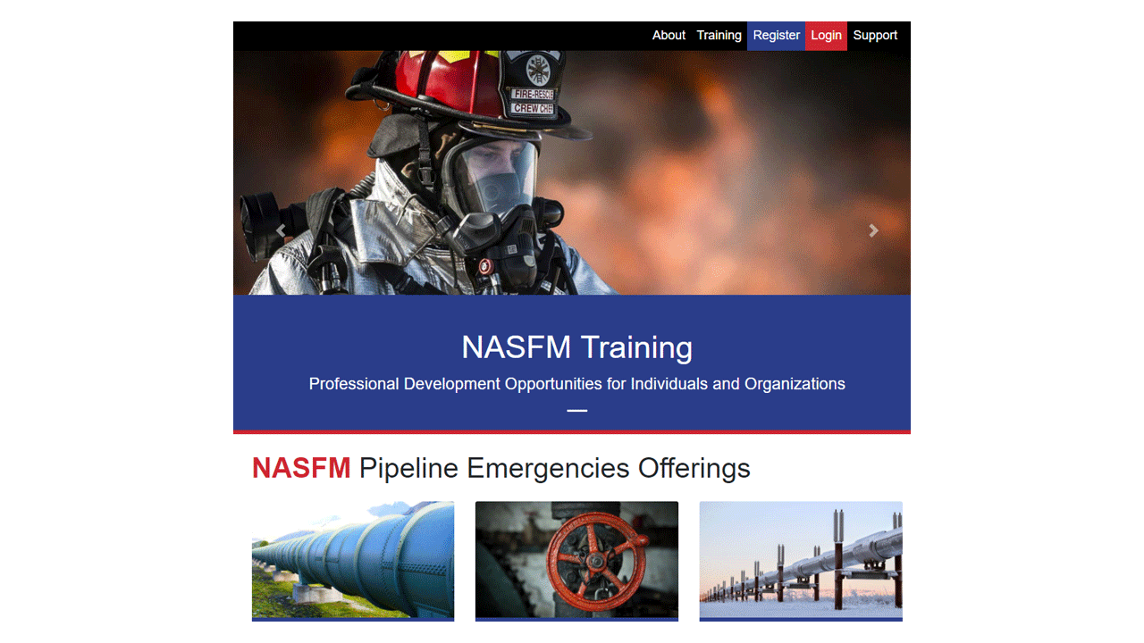 The National Association of State Fire Marshals