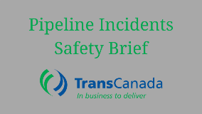 Pipeline Incidents Safety Brief 1280x720