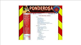 Ponderosa Fire Department's SOG/SOP webpage