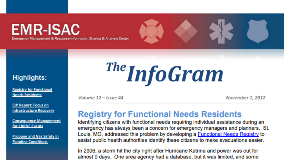 Propane and Gas Safety in Flooding Conditions_ EMR-ISAC InfoGram, Nov. 2012 1280x720