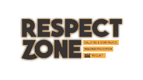IAFC Respect Zone branding