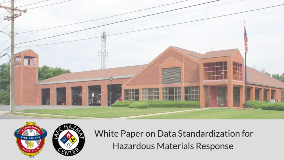 White Paper on Data Standardization for Hazardous Materials Response