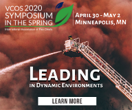 VCOS Symposium in the Spring 2020, Minneapolis, MN April 30-May 2.