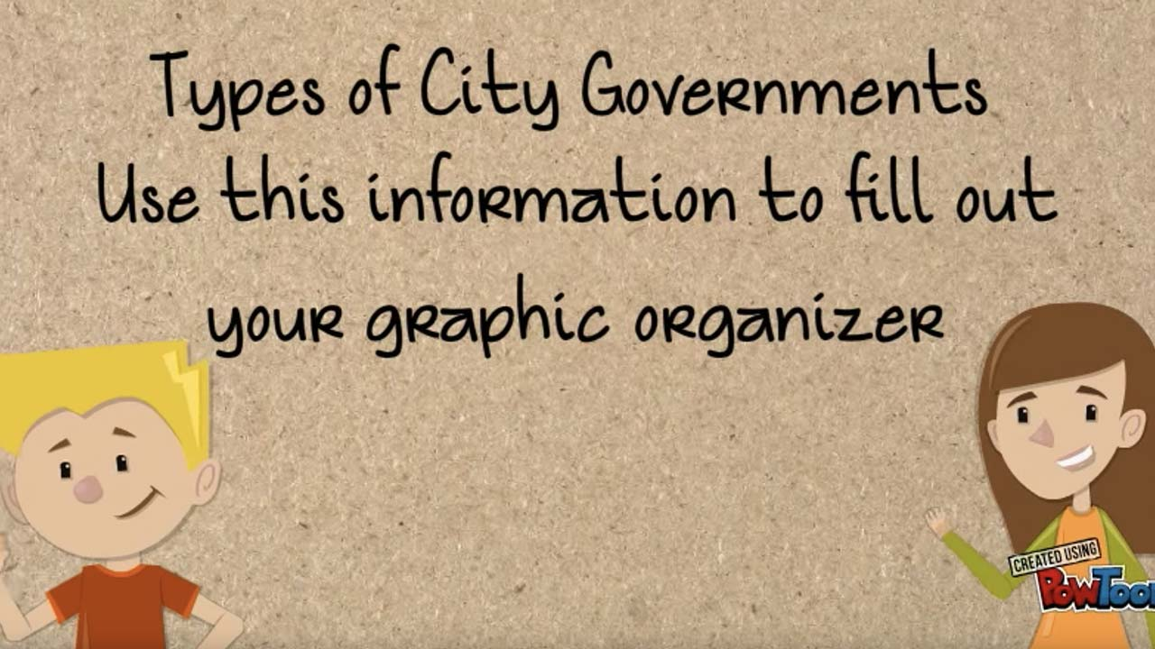 Video: Types of City Government