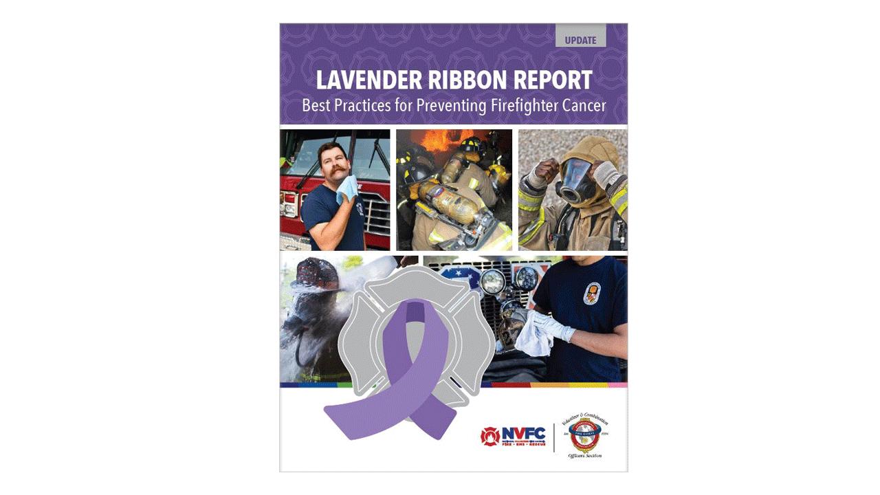 Lavender Ribbon Report Update