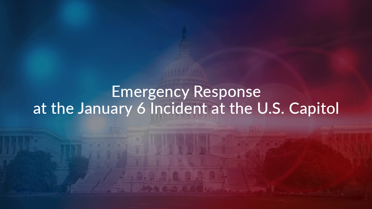 Emergency Response at the U.S. Capitol