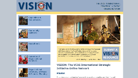 VISION The VCOS International Strategic Initiative Online Network