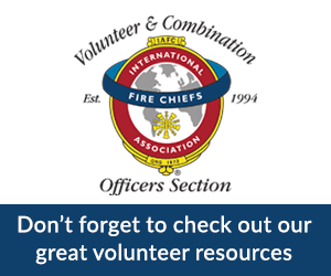Volunteer & Combination Officers Section resources