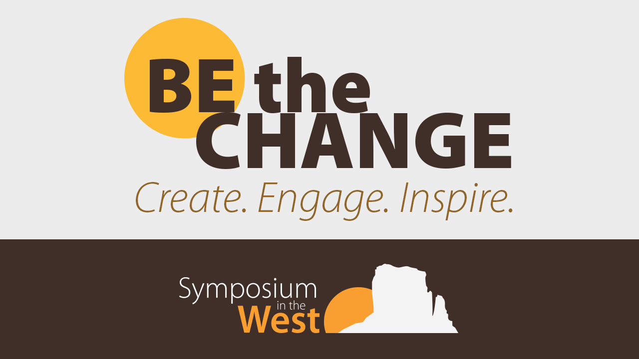 VCOS Symposium in the West - Be the change - create. engage. inspire