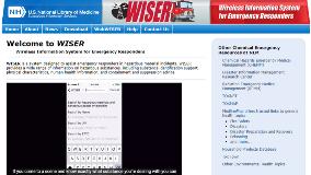 Wireless Information System for Emergency Responders (WISER)