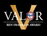 Ben Franklin Valor Award
