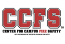 CCFS Center for Campus Fire Safety logo