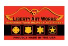 Liberty Art Works logo