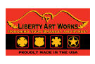 Liberty Art Works logo