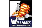 Williams Fire Hazard Control logo
