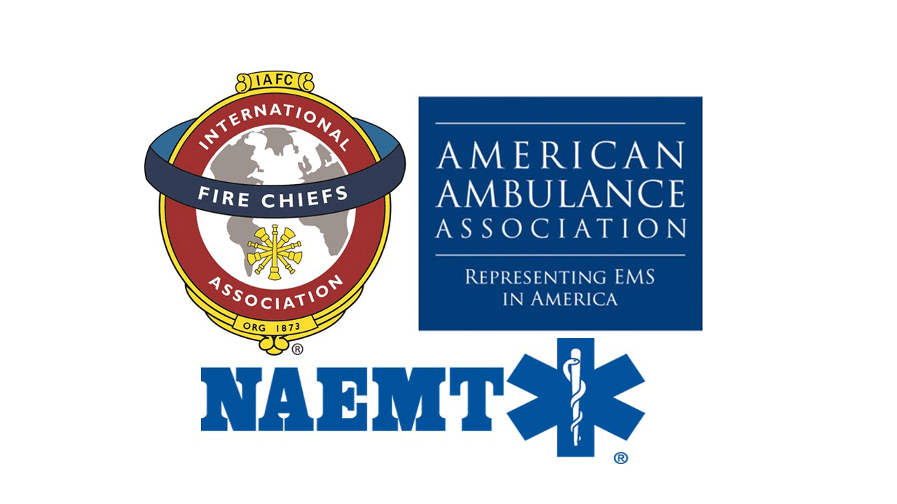 IAFC, AAA, NAEMT Survey
