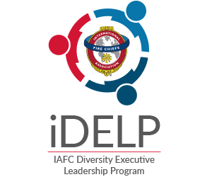 iDELP logo - IAFC Diversity Executive Leadership Program