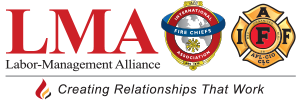 IAFC - IAFF Labor-Management Alliance logo