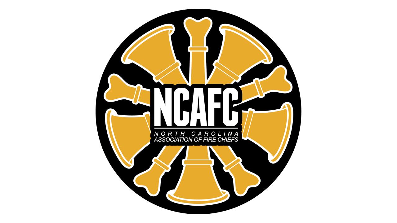 North Carolina Association of Fire Chiefs logo