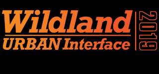 Wildland-Urban Interface WUI conference logo