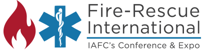 Fire-Rescue International FRI logo