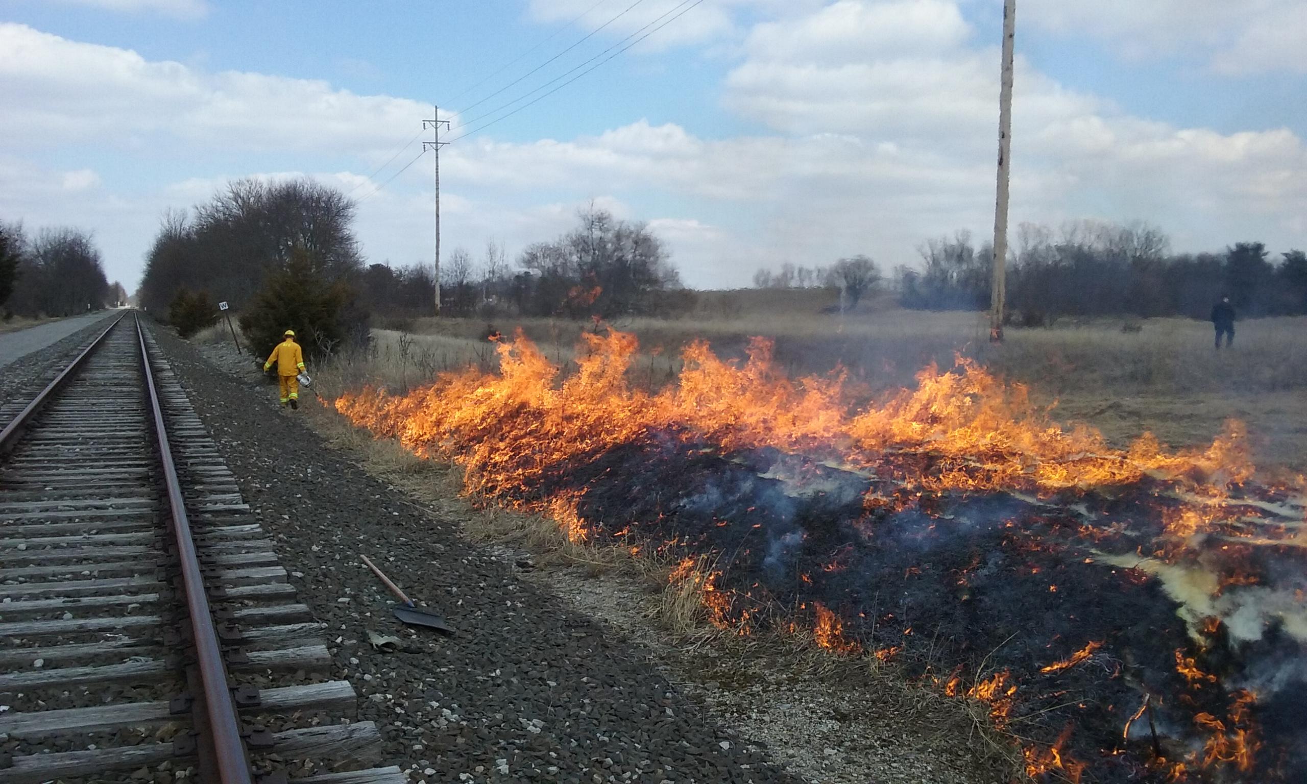 Hazard Reduction Burn