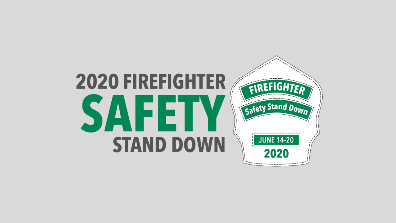 2020 Safety Stand Down 1280x720