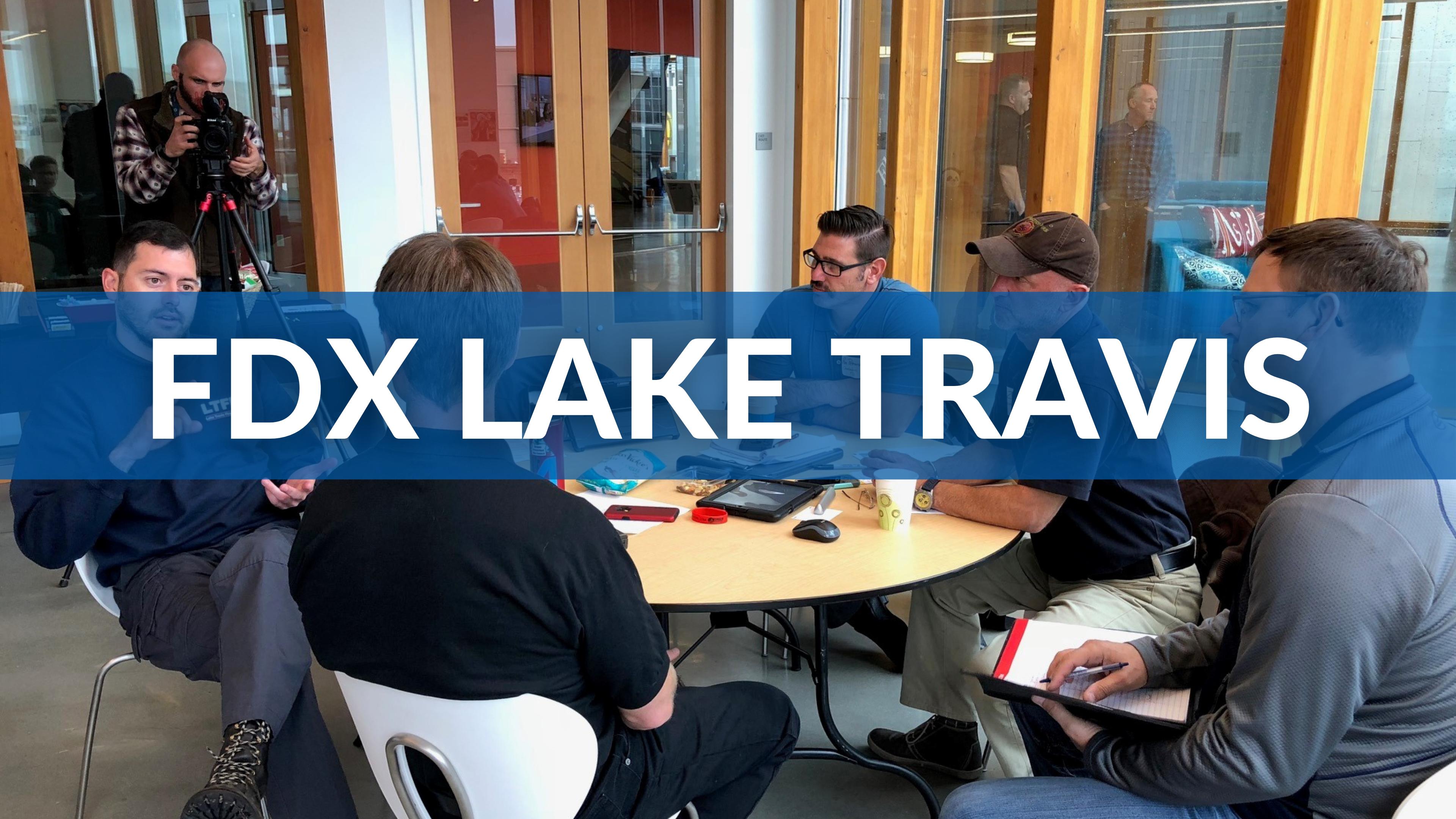 FDX LAKE TRAVIS